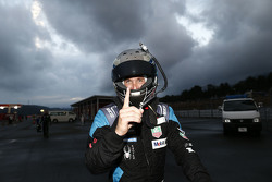 Winners GTE-Am class Patrick Dempsey, Dempsey Proton Competition