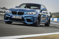 The 2016 BMW M2 unveil