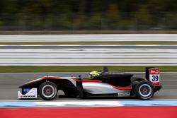 Alexander Sims, HitechGP Dallara Mercedes-Benz