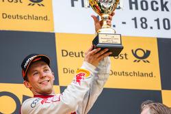 2nd, Mattias Ekström, Audi Sport Team Abt Sportsline, Audi A5 DTM