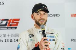 Chris Van der Drift, Porsche Carrera Cup Asia