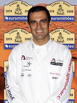 Portuguese teams presentation: Nuno Mateus