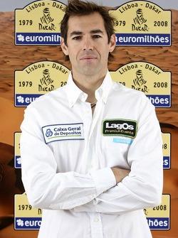 Portuguese teams presentation: Ruben Faria