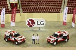 Red Line Off-Road Team: Francisco Inocencio and Nuno Inocencio
