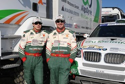 Palmeirinha Rally: Paulo Nobre and Filipe Palmeiro