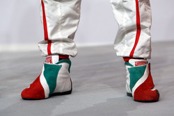Shoes of Jarno Trulli