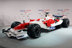 The new Toyota TF108