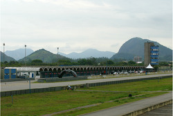 The Jacarepagua Circuit will soon be demolished to make way for an Olympic games training centre