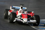 Jarno Trulli, Toyota Racing, TF108