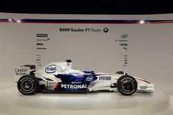 The new BMW Sauber F1.08