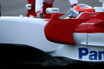 Timo Glock, Toyota F1 Team, TF108, detail