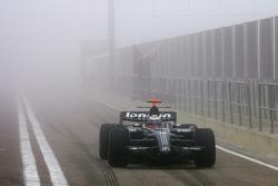 Nico Hulkenberg, Test Driver, Williams F1 Team, FW30