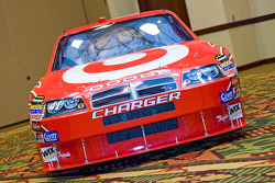 Chip Ganassi Racing with Felix Sabates: the Target Dodge NASCAR Sprint Cup car