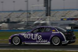 #40 Hyper Sport Mazda RX-8: Patrick Dempsey, Charles Espenlaub, Joe Foster, Romeo Kapudija, Scott Maxwell