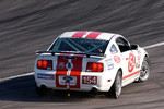 #154 Jim Click Racing Ford Mustang GT: Jim Click, Mike McGovern spins