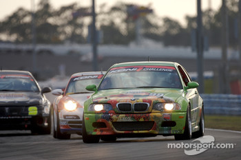#99 Automatic Racing BMW M3 Coupe: Jon Miller, Joe Varde