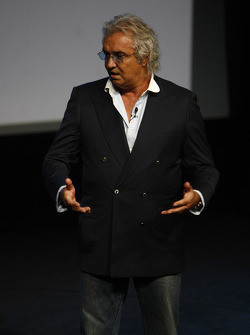 Flavio Briatore, Managing Director, Renault F1
