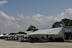 Paddock area