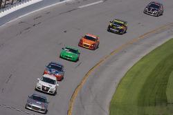 #50 Brass Mitchell Racing Mazda RX-8: JJ Fischer, Stuart Robinson