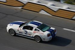 #2 Blackforest Motorsports Ford Mustang GT: Roberto Bengoa, Jose Carlos Santiago