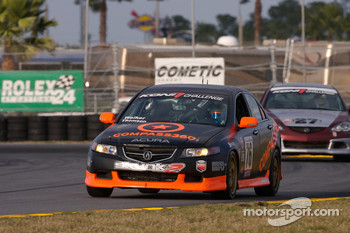 #76 Compass360 Racing Acura TSX: Karl Thomson, Travis Walker