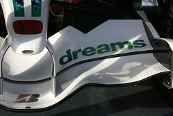 Honda Racing F1 Team, detail