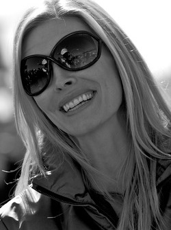 Jimmie Johnson's wife Chandra