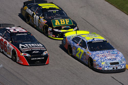Steve Wallace, Brad Coleman and Brian Vickers