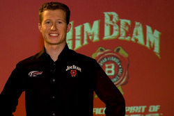 Jim Beam 1100 contest press conference: Ryan Briscoe