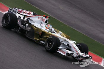 Adrian Sutil, Force India F1 Team, F8-VII-B