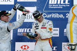 Oliver Tielemans, Wiechers-Sport, BMW 320si, Felix Porteiro, BMW Team Italy-Spain, BMW 320si