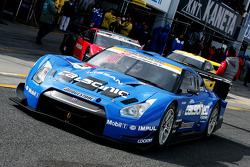 Tsugio Matsuda and Sebastien Philippe, Calsonic Impul GTR