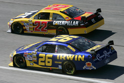 Dave Blaney and Jamie McMurray