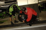 Bridgestone technicians
