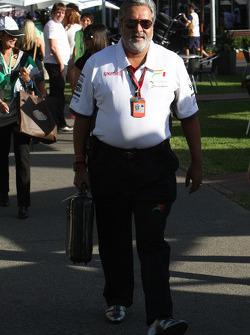 Vijay Mallya, CEO Kingfisher