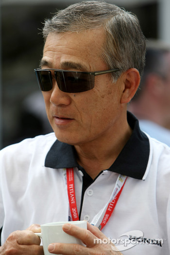 Yashurio Wada, Honda Racing Development Ltd, President