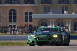 #007 Drayson - Barwell Aston Martin DBRS 9: Paul Drayson, Jonny Cocker, Tim Sugden