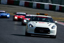 New GT-R Safety Car