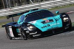 #1 Vitaphone Racing Maserati MC12: Andrea Bertolini, Michael Bartels