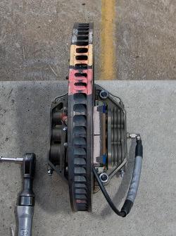 Brake assembly for Ferrari F430