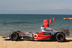 McLaren Mercedes show car