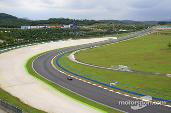 General View of Turn 3