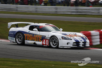 GT3 Dodge Viper: James Gornall and Jon Barnes
