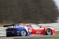 GT3 Ferrari 430: Luke Heinz and Jeremy Metcalfe