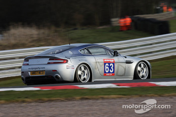 GT3 Aston Martin N24: Peter Snowden and Mark Thomas