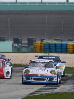 #29 Alegra Motorsports Porsche GT3 Cup: Scooter Gabel, Roberto Garcia