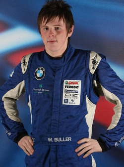 Williams Buller, Fortec Motorsport