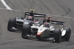 Vitaly Petrov and Kamui Kobayashi
