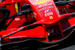 Ferrari F2008 new front wing