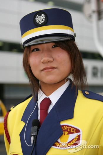 Security at Twin Ring Motegi